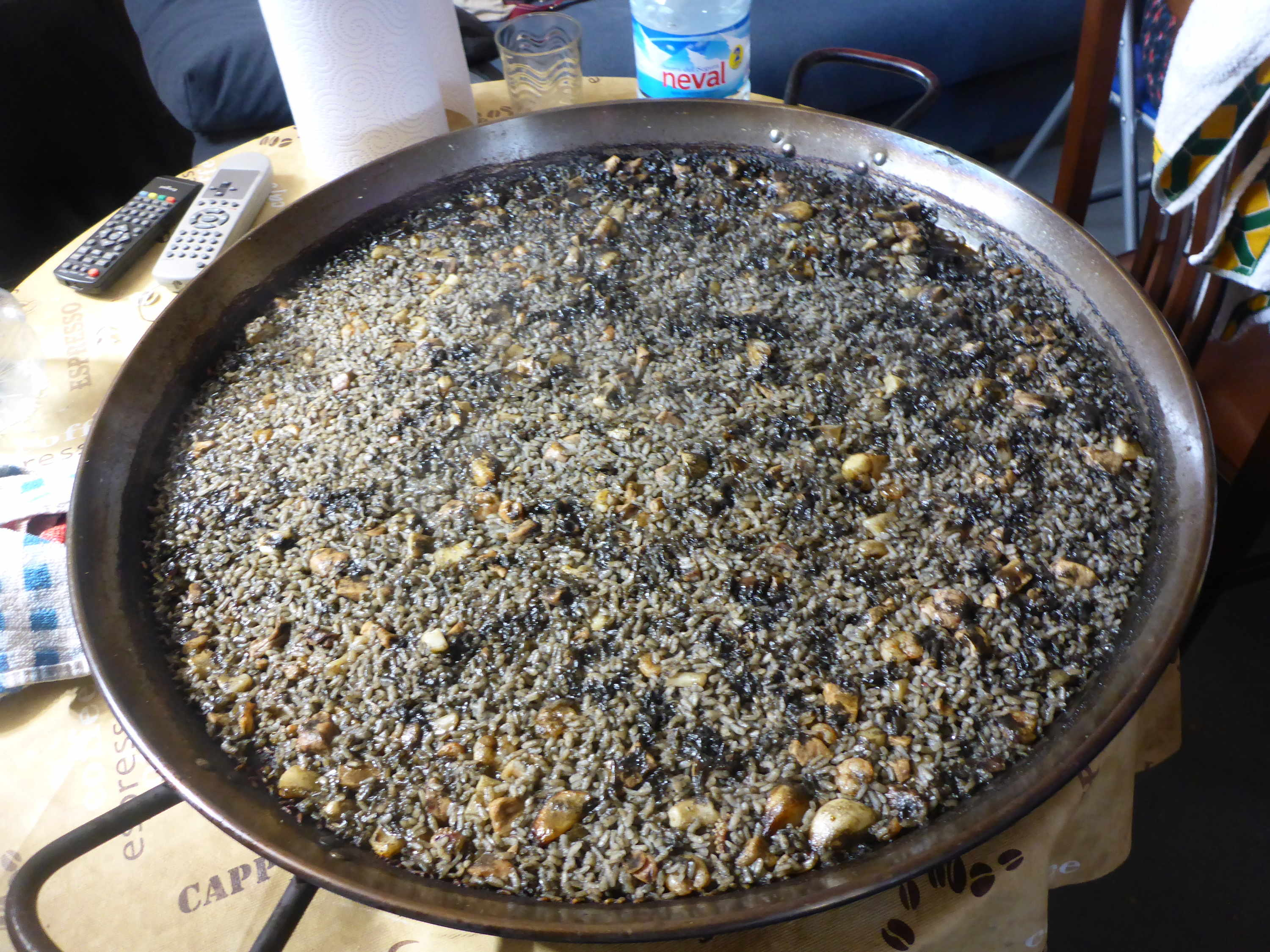 Paella, Yecla, Spain